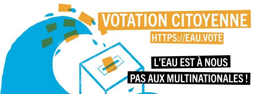 Votation citoyenne EAU